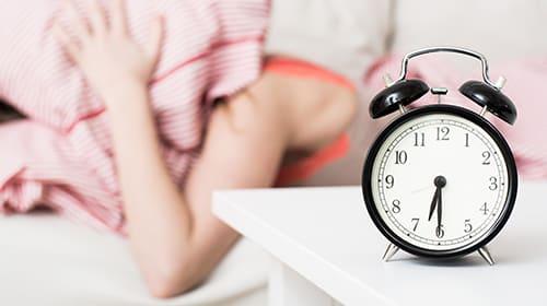 Schlafstörungen und wie man zu einer angenehmen Nachtruhe zurückfindet
