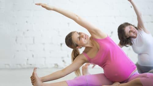 Fit mit Sport in der Schwangerschaft
