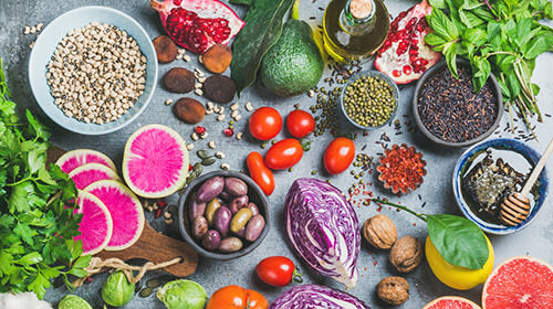 Die vitafy Ernährungswelt