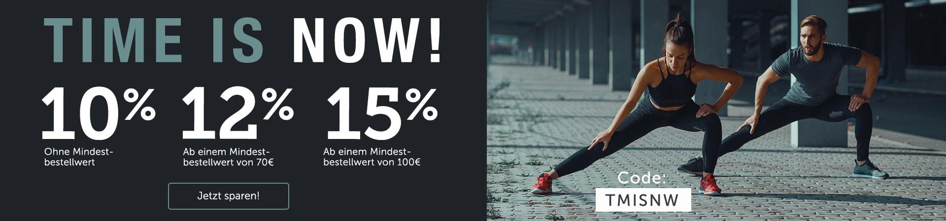 Es wird nicht leichter, DU wirst besser! Sichere dir jetzt bis zu 15% Motivationsrabatt!