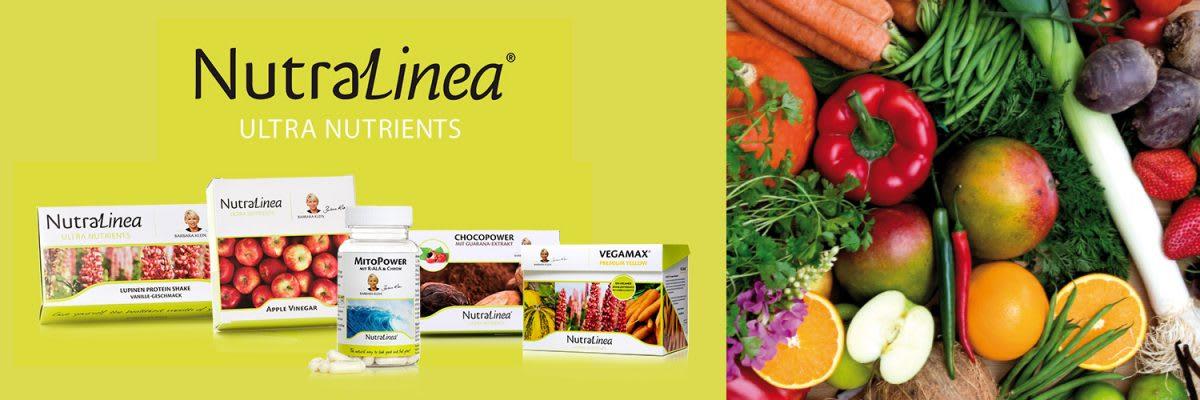 Du bist, was du isst - Gesunde Ernährung mit NutraLinea