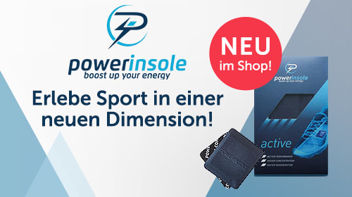 Powerinsole - Boost Up Your Energy!