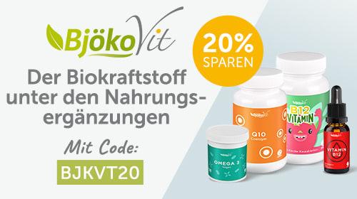 BjökoVit – Qualität made in Germany