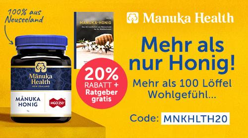 Manuka Honig - Alles über den neuseeländischen Honig